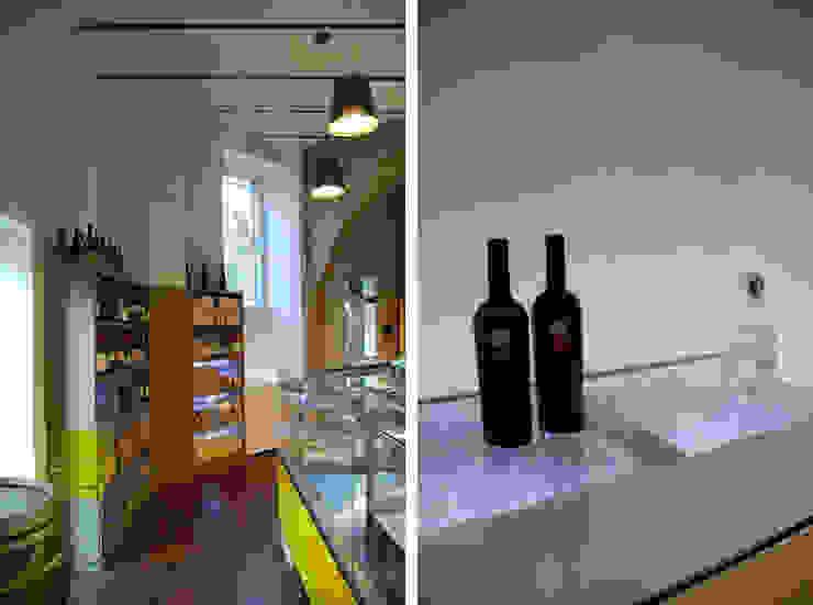 Gastronomia Romana Negozi & Locali commerciali moderni di COFFICE Moderno