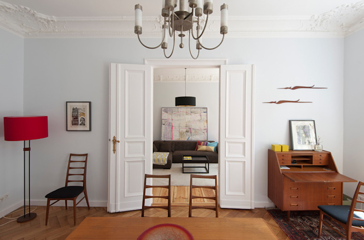 Salas de estilo clásico de Eyrich Hertweck Architekten Clásico