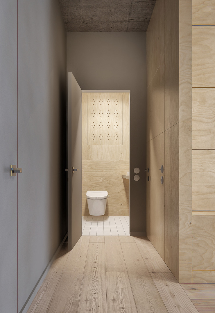 INT2architecture ห้องน้ำ