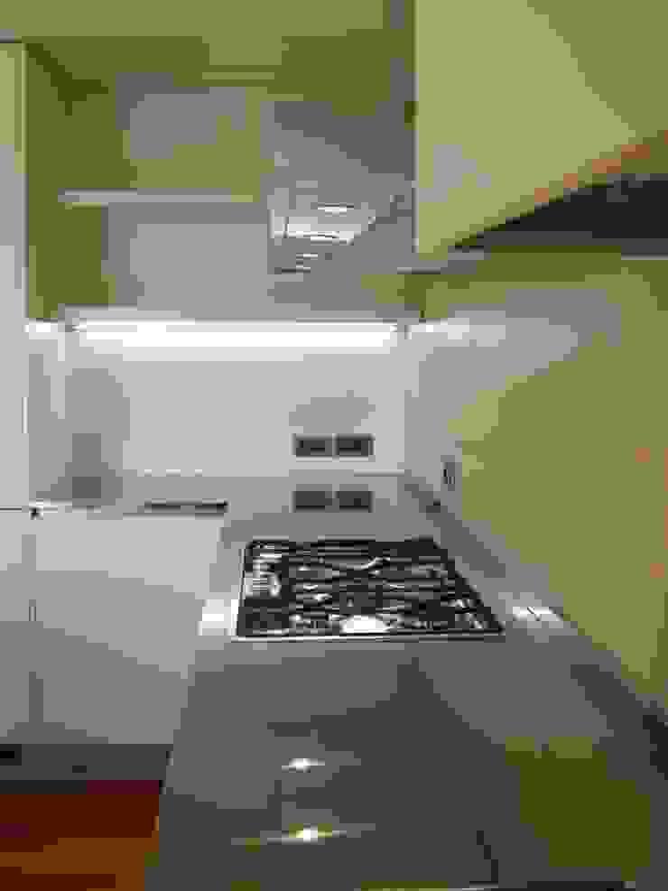 Appartamento Padova (PD) Cantina moderna di Simone Battistotti - SB design Moderno