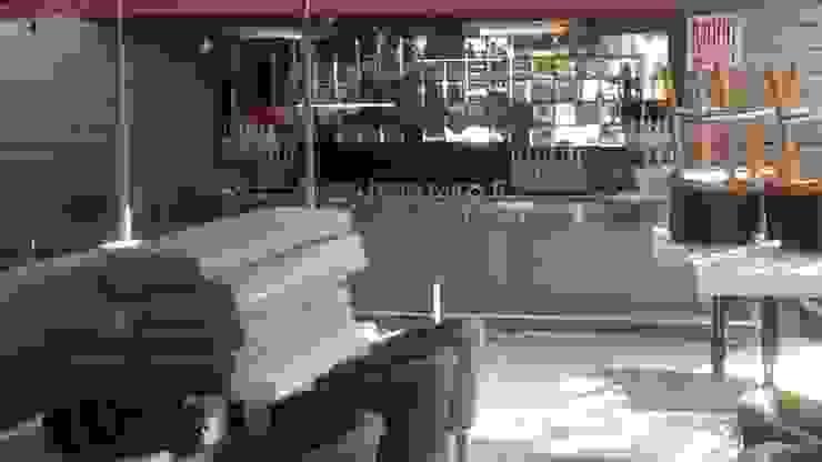 Etiler Şamdan Restaurant Ortaköy Parke İç Dekorasyon Modern