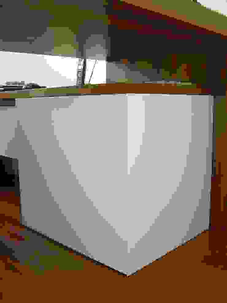 Appartamento Padova (PD) di Simone Battistotti - SB design Moderno