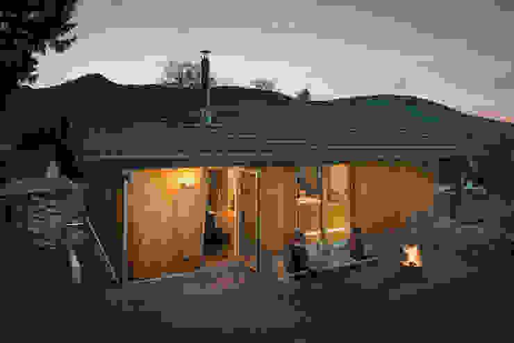 Ansicht von Nord - Ost Landhäuser von peter glöckner architektur Landhaus