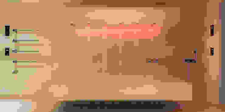 horizontal shower / Fabrikat Dornbracht : modern  von peter glöckner   architektur,Modern