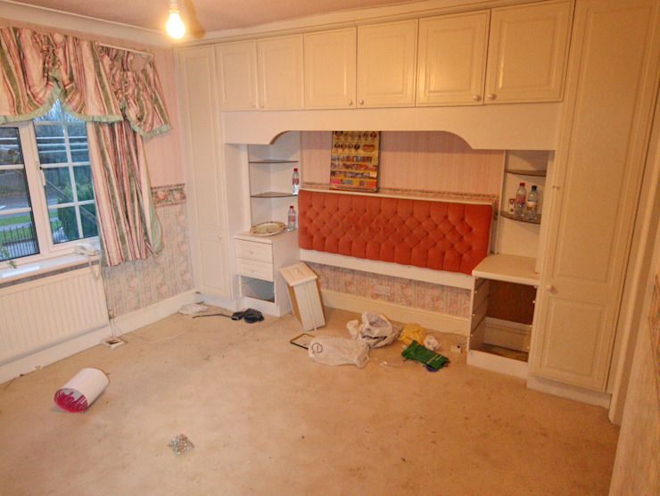 Bedroom 1 - before by Aura Designworks Ltd
