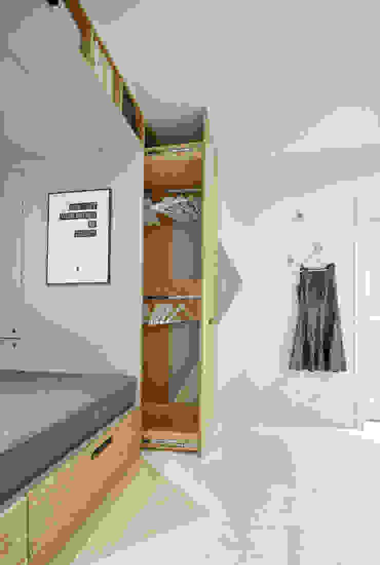 Интерьер DG Детская комнатa в скандинавском стиле от INT2architecture Скандинавский