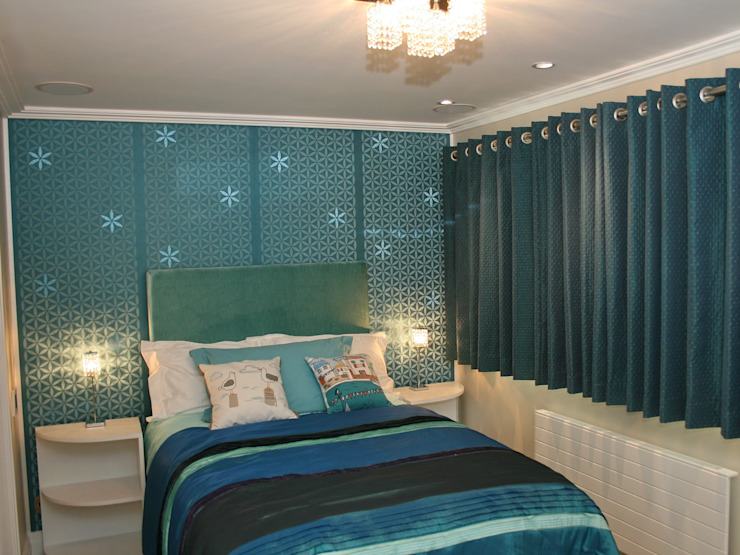 Bedroom 3 by Aura Designworks Ltd