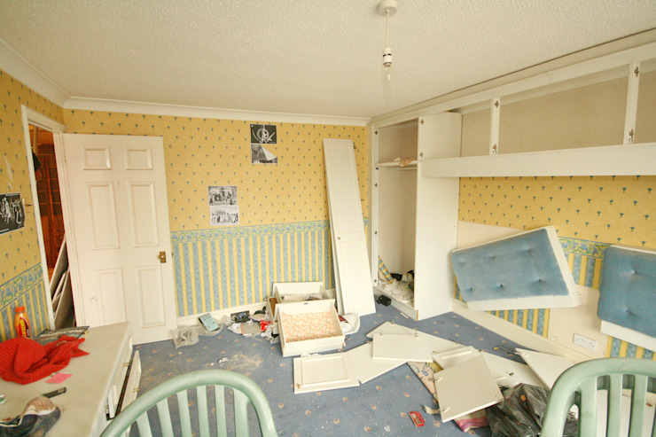 Bedroom 5 - before by Aura Designworks Ltd