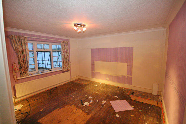 Bedroom 4 - before by Aura Designworks Ltd