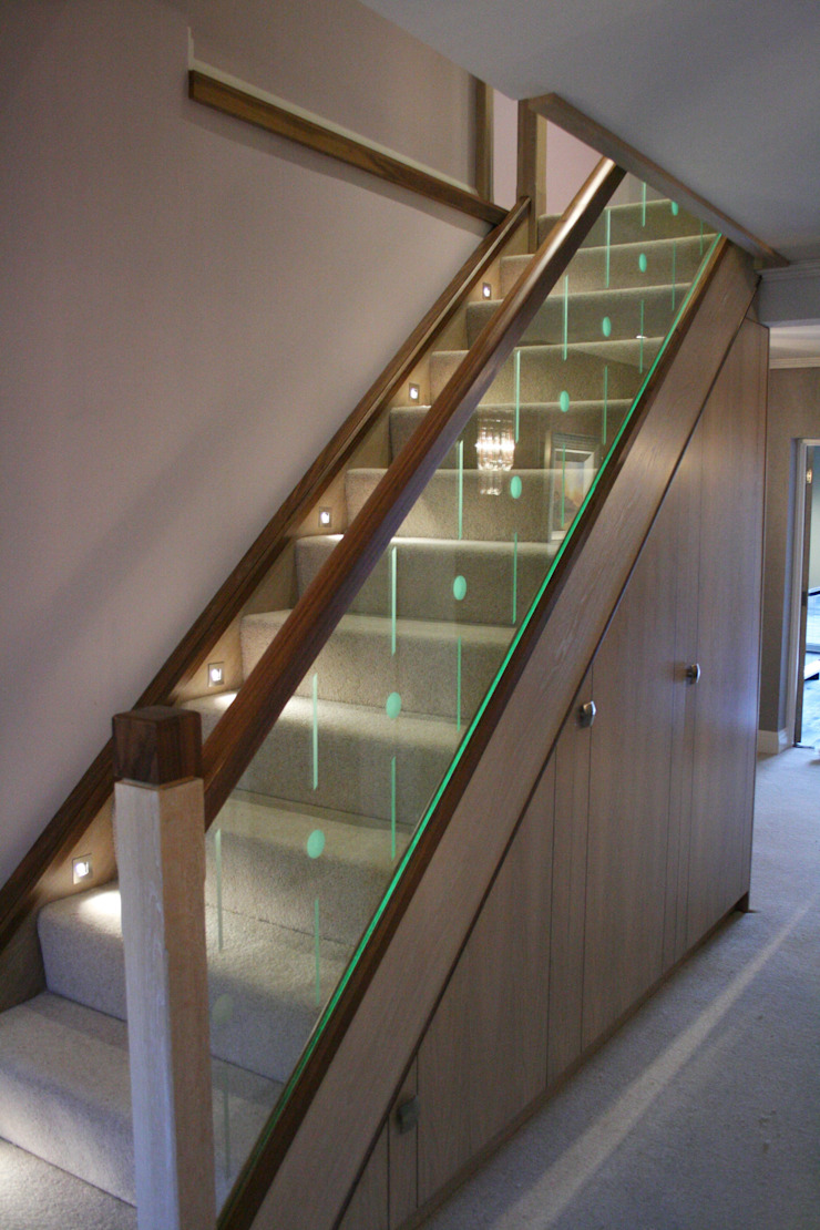 New staircase by Aura Designworks Ltd