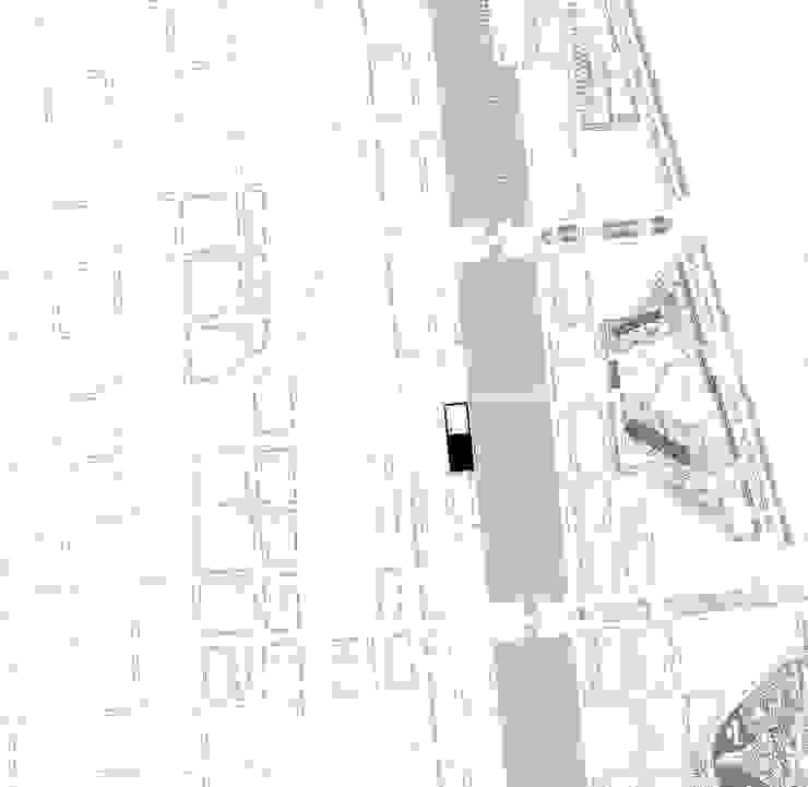 Plan de masse Musées modernes par Wen Qian ZHU Architecture Moderne