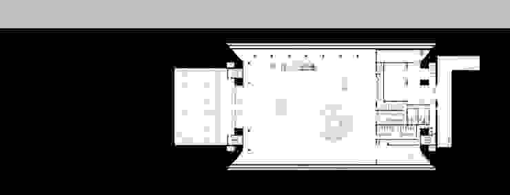 Plan niveau 0 Musées modernes par Wen Qian ZHU Architecture Moderne