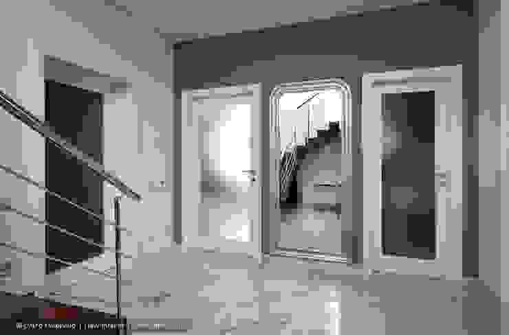 Ольга Кулекина - New Interior Couloir, entrée, escaliers classiques
