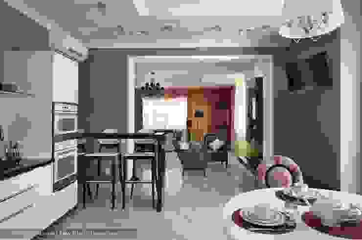 Cozinhas clássicas por Ольга Кулекина - New Interior Clássico
