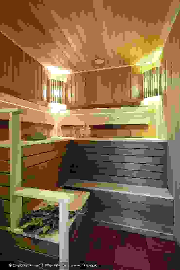 Ольга Кулекина - New Interior Salle de bain scandinave
