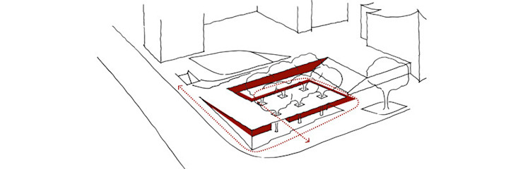 by Wen Qian ZHU Architecture Сучасний