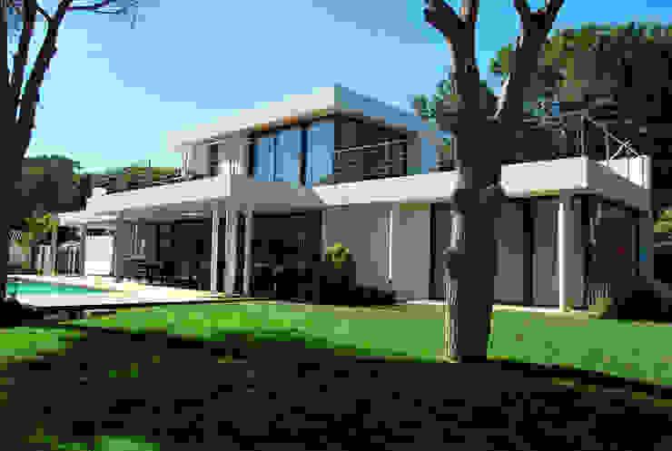 Casa Amos Casas de estilo moderno de saz arquitectos Moderno