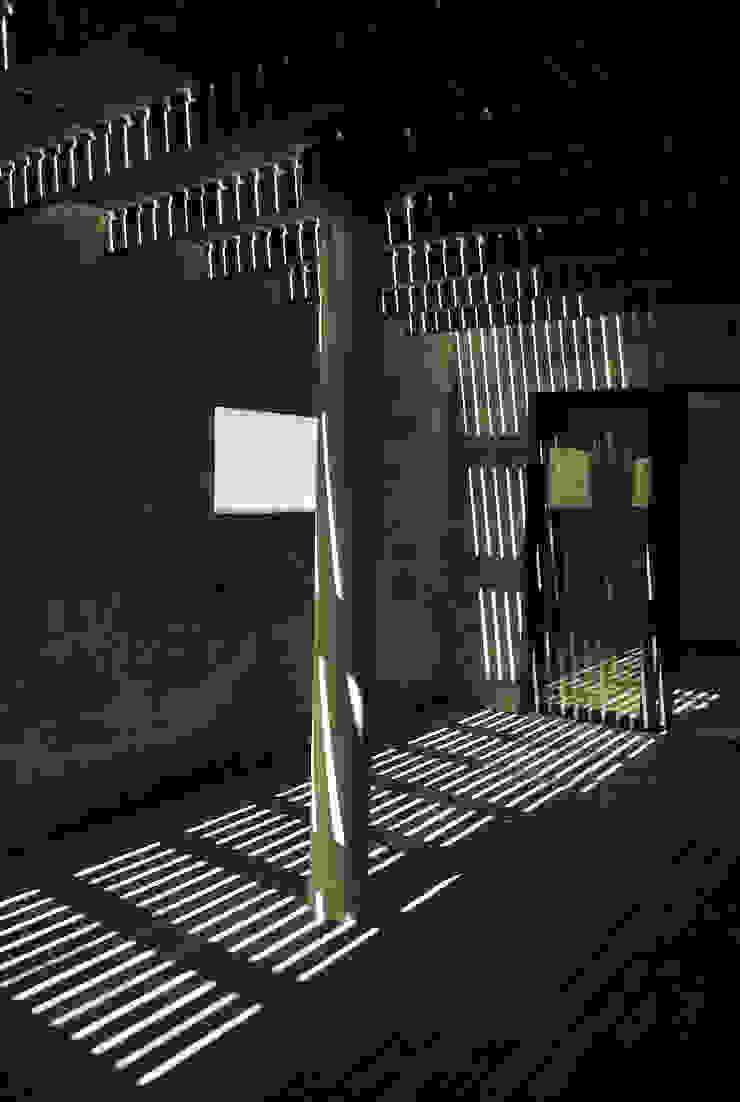 Casa Amos, Patio Casas de estilo moderno de saz arquitectos Moderno
