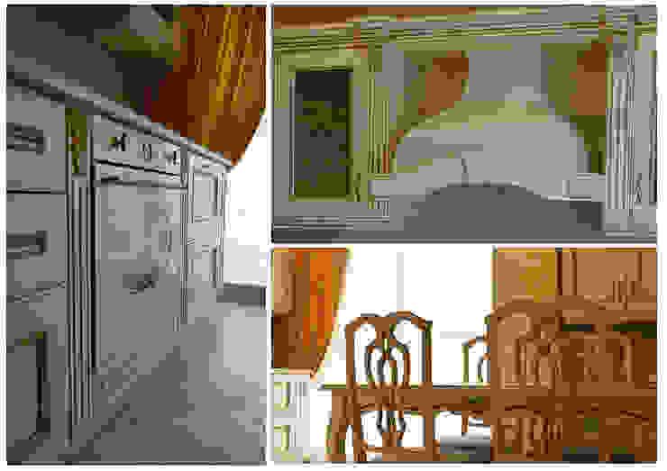 кухня от Milana Gulam Design