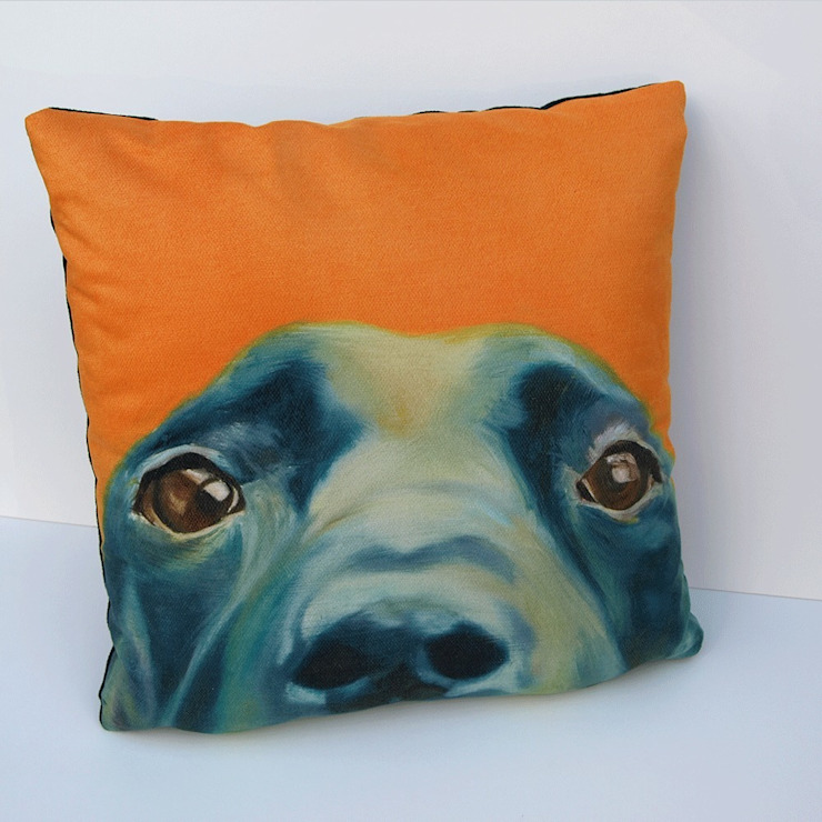 'Labrador'-cushion Thuline, Studio-Gallery Living roomAccessories & decoration