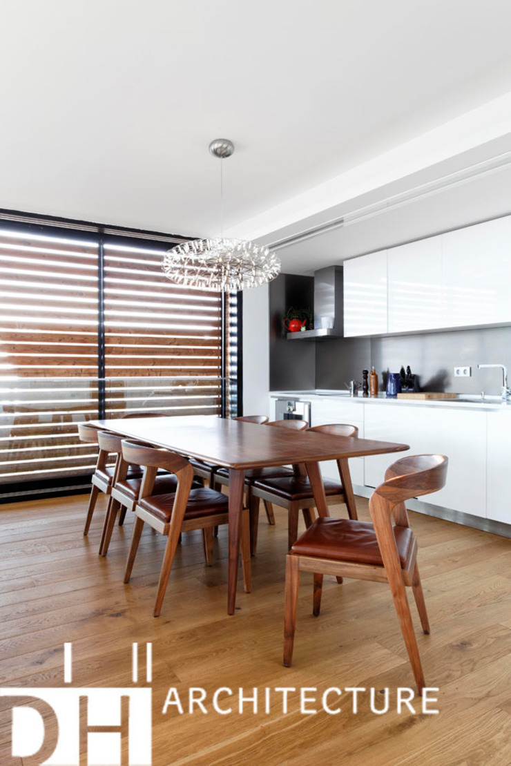 DICLE HOKENEK ARCHITECTURE Dapur Modern