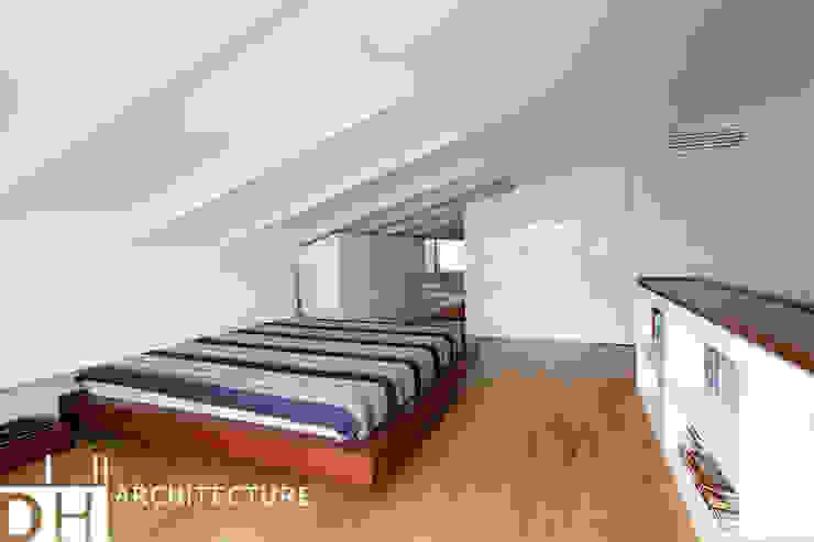 DICLE HOKENEK ARCHITECTURE Kamar Tidur Modern