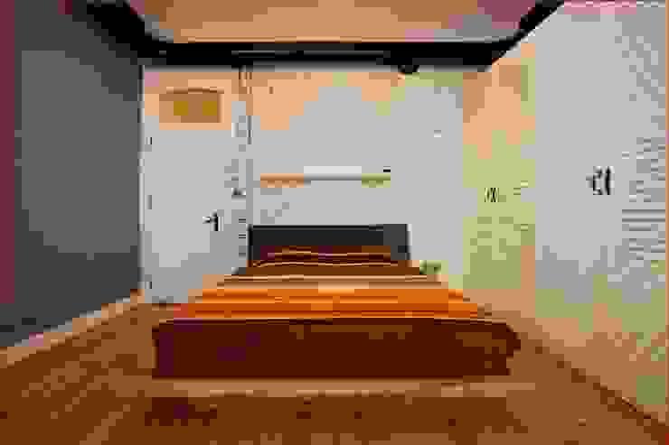 SO EVI Modern Yatak Odası DICLE HOKENEK ARCHITECTURE Modern