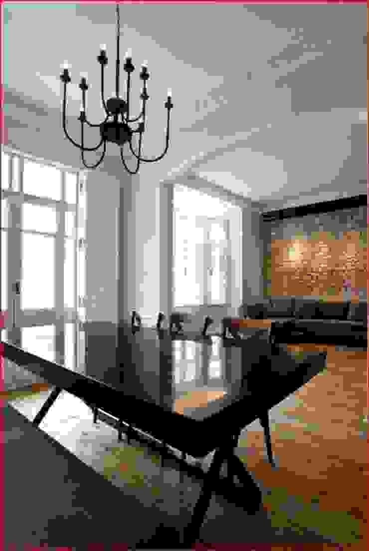 SO EVI Modern Yemek Odası DICLE HOKENEK ARCHITECTURE Modern