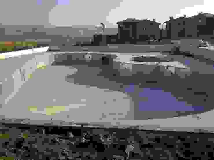 Havuz çevre düzenlemesi Sıdar Pool&Dome Yüzme Havuzları ve Şişme Kapamalar