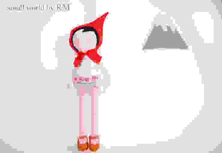 Caperucita Roja de Mundo Raquel Escandinavo