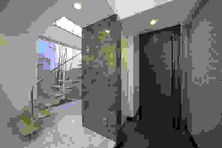 Cube2 オリジナルスタイルの 玄関&廊下&階段 の 株式会社 入船設計 オリジナル
