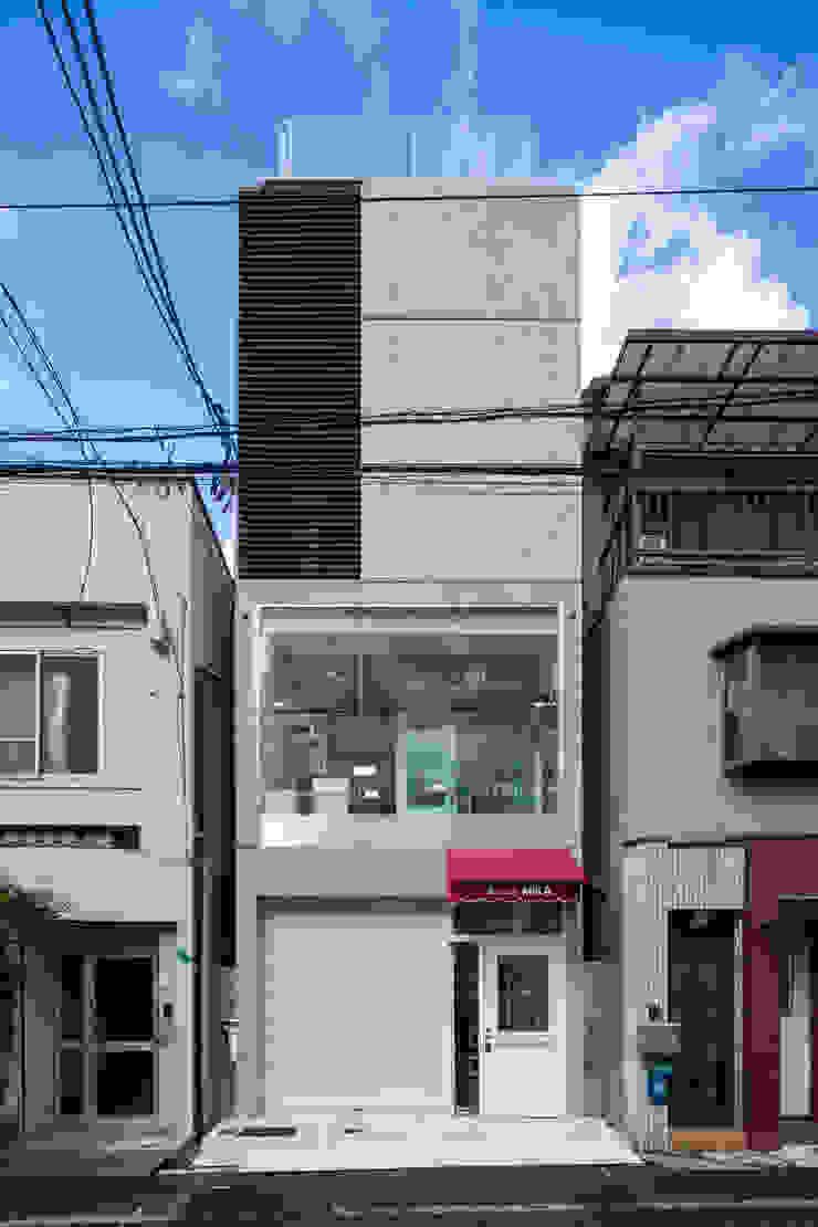 株式会社 入船設計 Eclectic walls & floors
