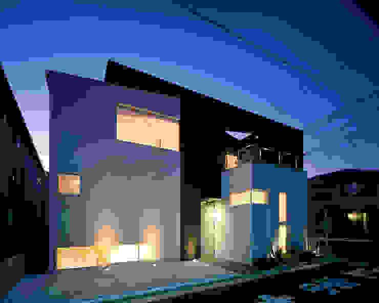 metis オリジナルな 家 の 筒井紀博空間工房/KIHAKU tsutsui TOPOS studio オリジナル