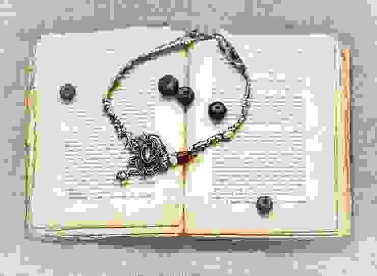 """Ожерелье """"Осень"""". от Душа старых вещей Классический"""