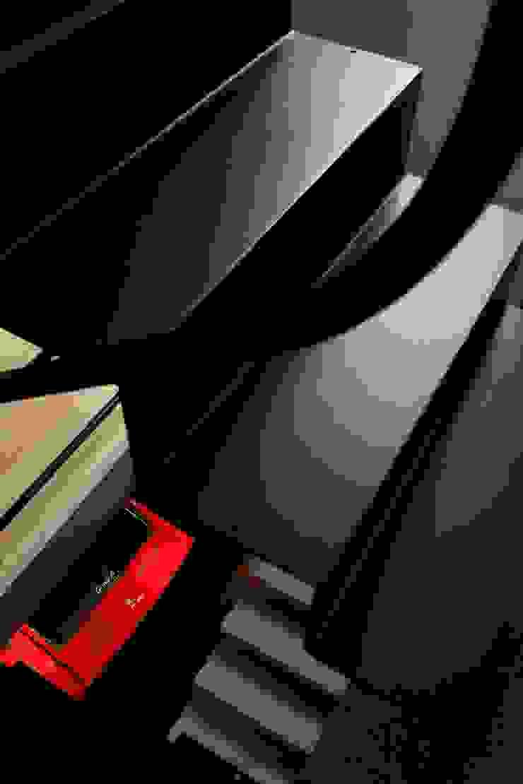 balena オリジナルデザインの ガレージ・物置 の 筒井紀博空間工房/KIHAKU tsutsui TOPOS studio オリジナル