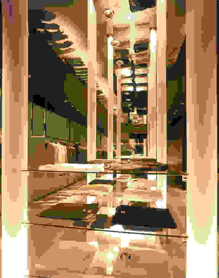 Офисы и магазины в стиле модерн от Shigeo Nakamura Design Office Модерн