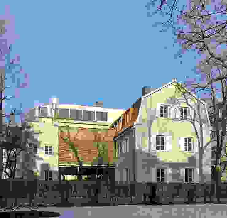 peter glöckner architektur Eclectic style houses