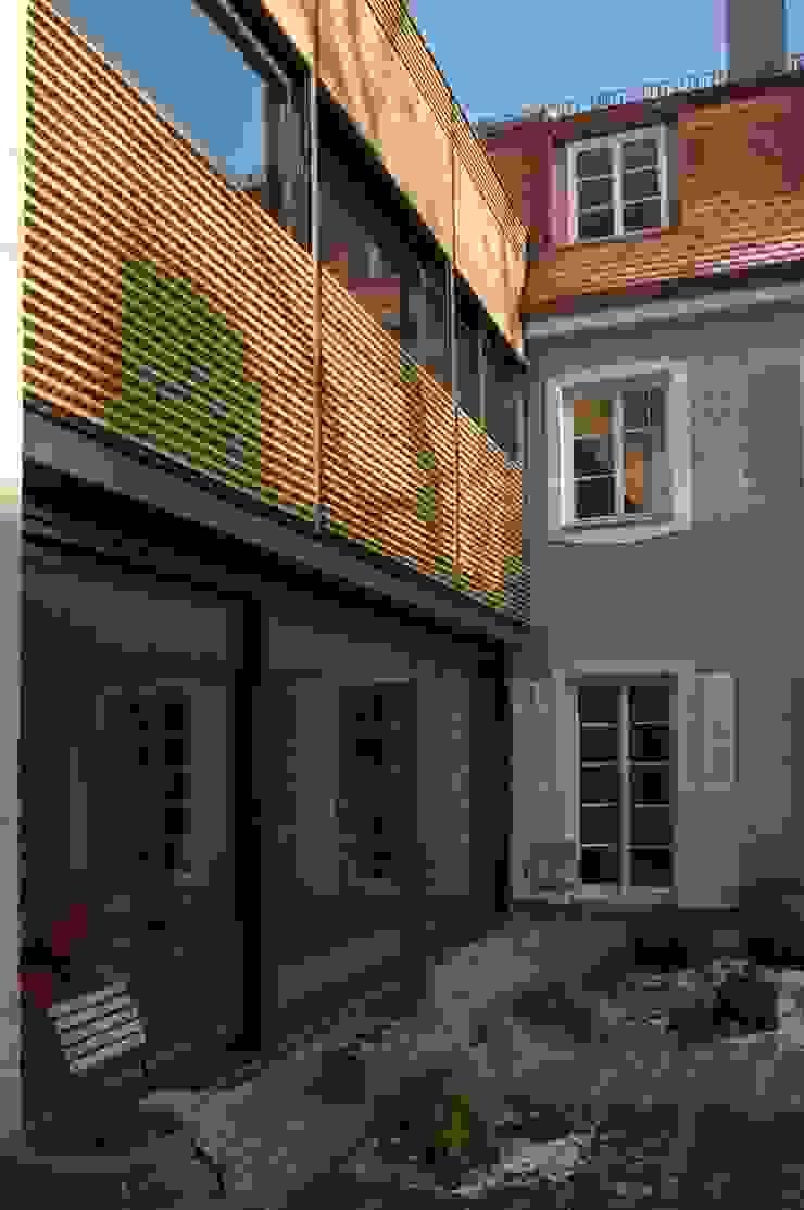 peter glöckner architektur Modern houses