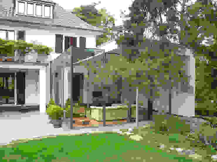 Jardins de Inverno modernos por Claus + Pretzsch Architekten BDA Moderno