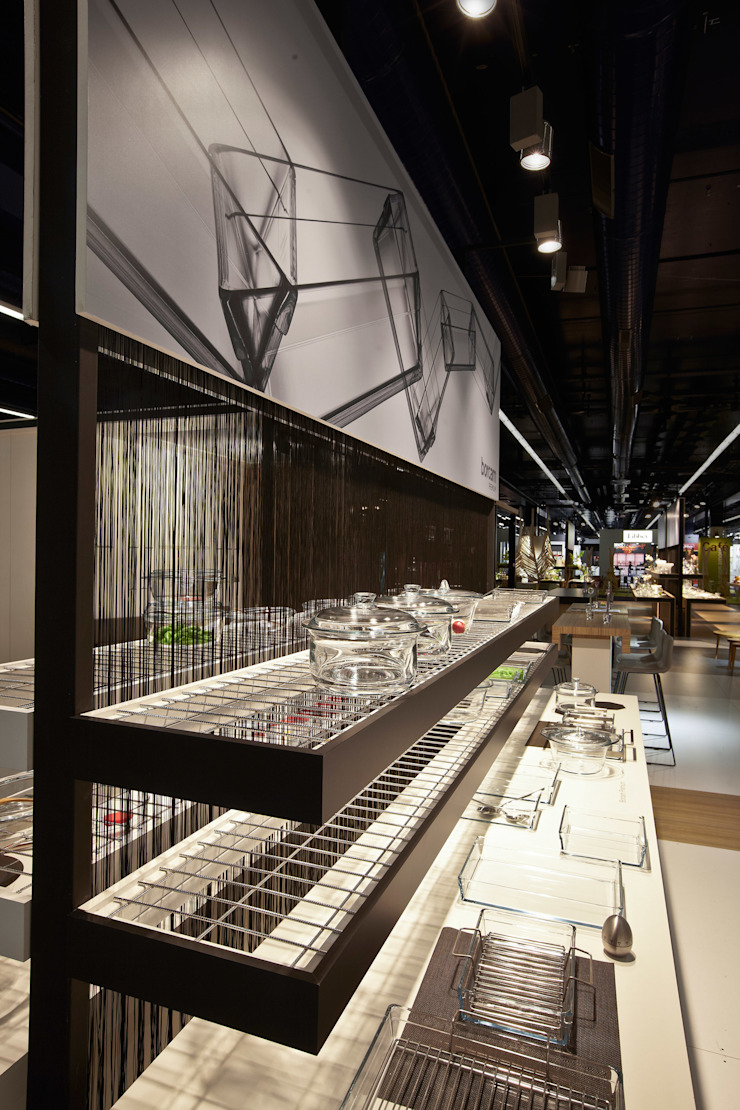 Paşabahçe Ambiente 2013 Demirden Design