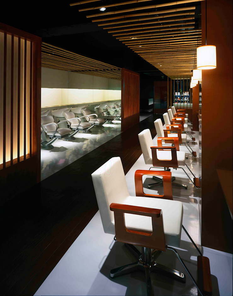 Shigeo Nakamura Design Office Asian style offices & stores