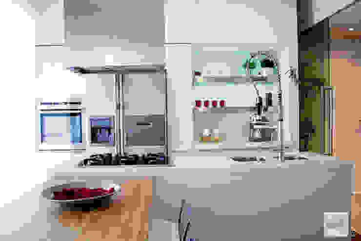 Ristrutturazione abitazione AR a Pescara Cucina minimalista di Studio Sabatino Architetto Minimalista