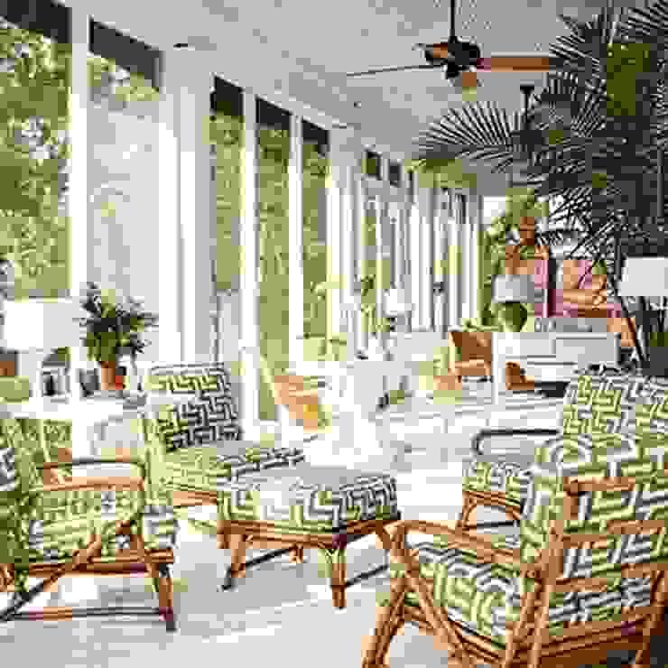 Northern Territory Tropikal Balkon, Veranda & Teras Bella life Style Tropikal