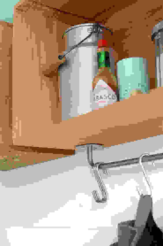 Mediterranean style kitchen by Kristina Steinmetz Design Mediterranean