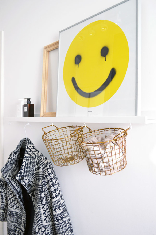 Industrial style dressing room by Kristina Steinmetz Design Industrial