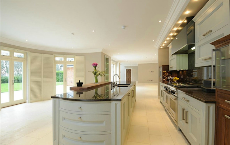 Beaconsfield Mansion Cocinas modernas de Perfect Integration Moderno