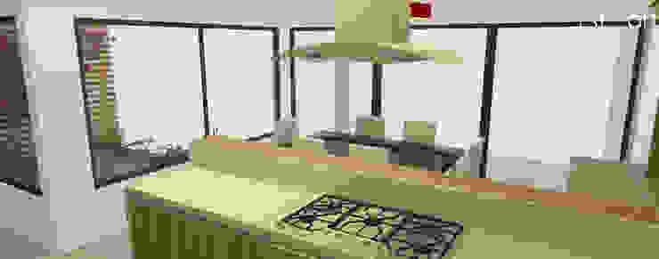 Modern Kitchen by start.arch architettura Modern