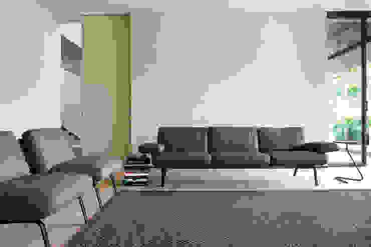 Durlet Newport by Alain Monnens Moderne Wohnzimmer von KwiK Designmöbel GmbH Modern