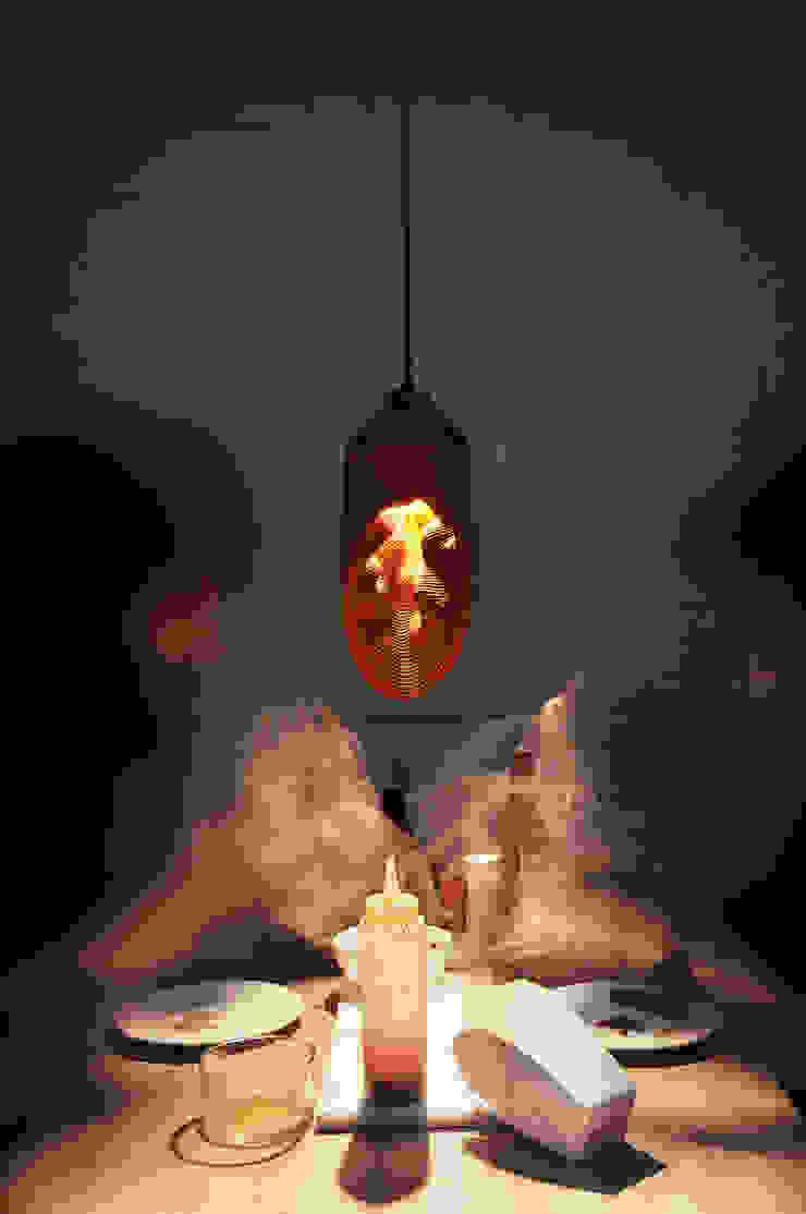 BEL light Padouk: modern  by LMBRJK, Modern