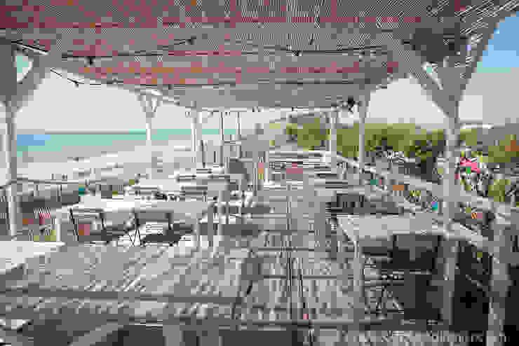 Le Beach Gastronomie méditerranéenne par BOH Décoration & Lifestyle Méditerranéen